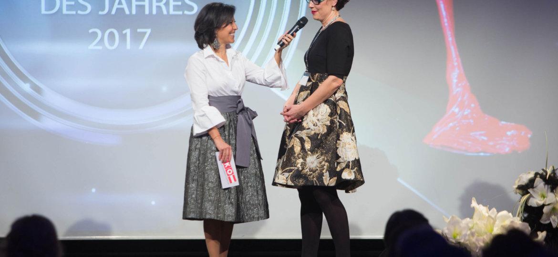Unternehmerin des Jahres Gala