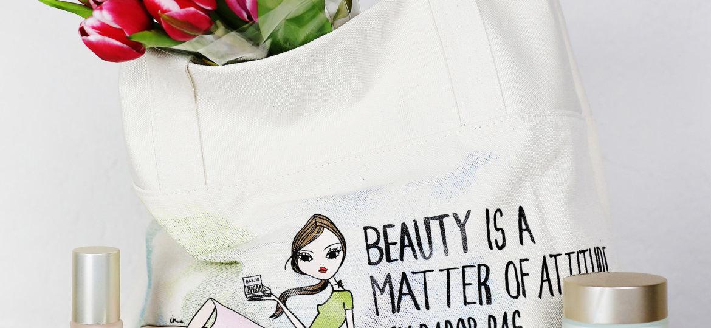 Shopping Bag von Babor