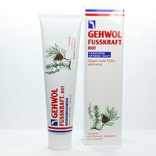 gehwol-fusskraft-rot-trockene-haut-125ml